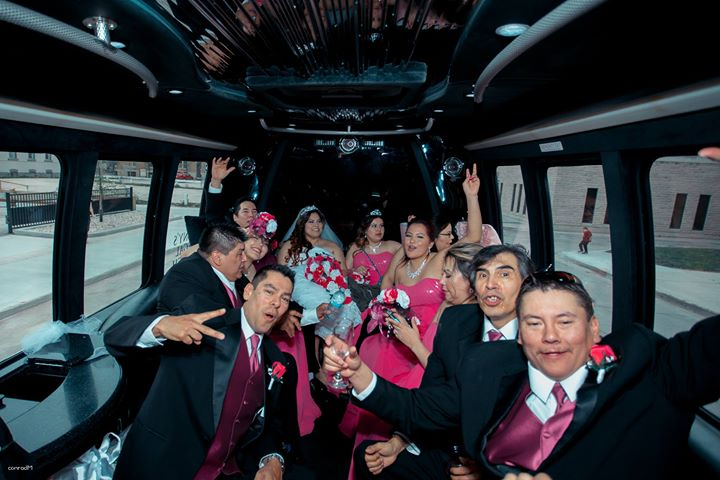 Bev and Andy's Wedding Party - May 20, 2017