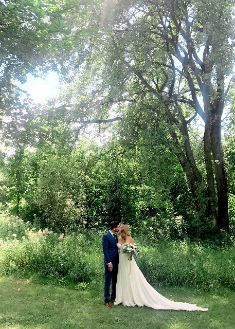 Kelsey and Cory - August 12, 2017