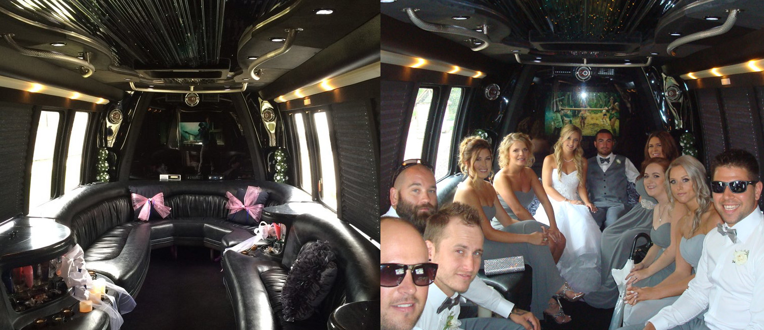 Tony's Regal Coach Limo Buses 4